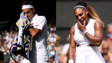 2020 Wimbledon Championship Cancelled: Roger Federer, Sania Mirza, Serena Williams and Others From Tennis Fraternity React