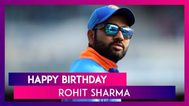 Happy Birthday Rohit Sharma: 10 Lesser-Known Facts About The Indian Opening Batsman