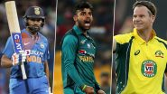 Shadab Khan Picks Rohit Sharma and Steve Smith As Two of the Toughest Batsmen He Bowled To