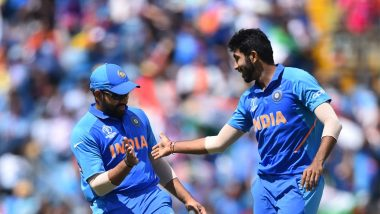 Rohit Sharma and Jasprit Bumrah Join Hands to Troll Yuzvendra Chahal, 'He Should Sit in Bangalore,' Says Mumbai Indians Captain