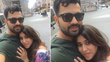 Rohit Sharma Birthday: Wife Ritika Posts Heart-Warming Wish for the Indian Opener (View Post)
