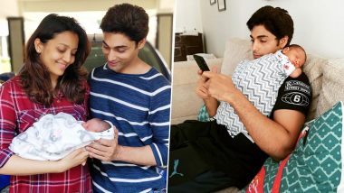 Ruslaan Mumtaz and Nirali Mehta Name Their Baby Boy Rayaan Mumtaz (View Post)