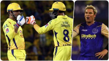 Shane Warne Omits Sachin Tendulkar From His Best IPL XI From 2008-2011, Includes Yuvraj Singh, MS Dhoni, Virat Kohli & Others
