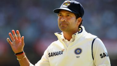 Sachin Tendulkar Looked Like a Very Special Talent From His Early Days, Says Danny Morrison