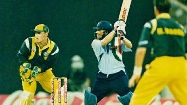 Sachin Tendulkar Birthday Special: When Master Blaster Unleashed 'Desert Storm' Against Australia in Sharjah