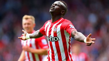 Relive Sadio Mane's Record-Breaking Premier League Hat-Trick for Southampton on His 28th Birthday