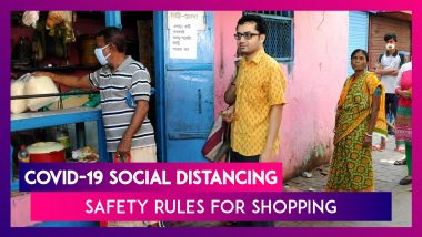 Social Distancing During COVID-19 Pandemic- Safety Rules To Follow While Shopping In Supermarkets