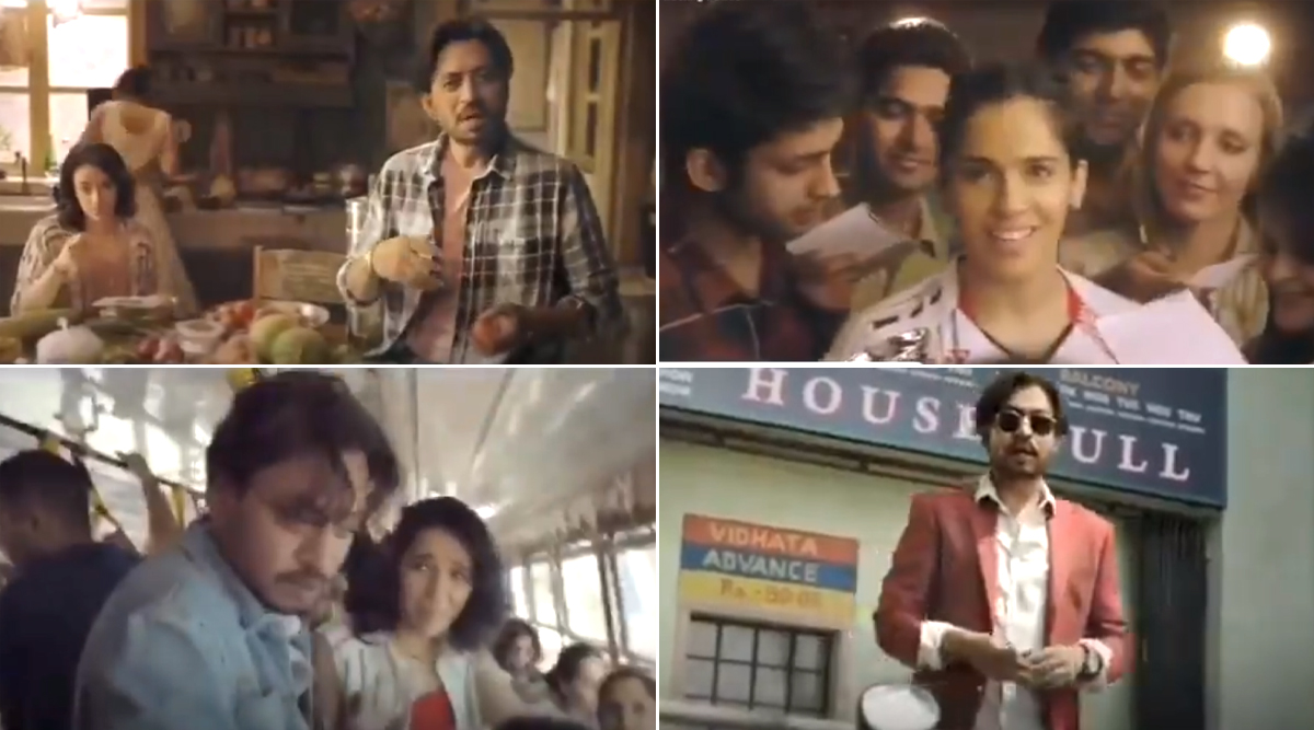 Saina Nehwal Shares Video of Her TV Commercial With Irrfan Khan, Pays Tribute to Late Actor