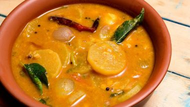 Sambar Health Benefits: From Smooth Digestion to Strong Immunity, Here Are Five Reasons Why You Should Eat This South Indian Dish