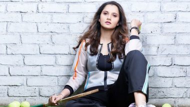 Sania Mirza Misses Playing Tennis, Can't Wait to Return to Court (See Post)