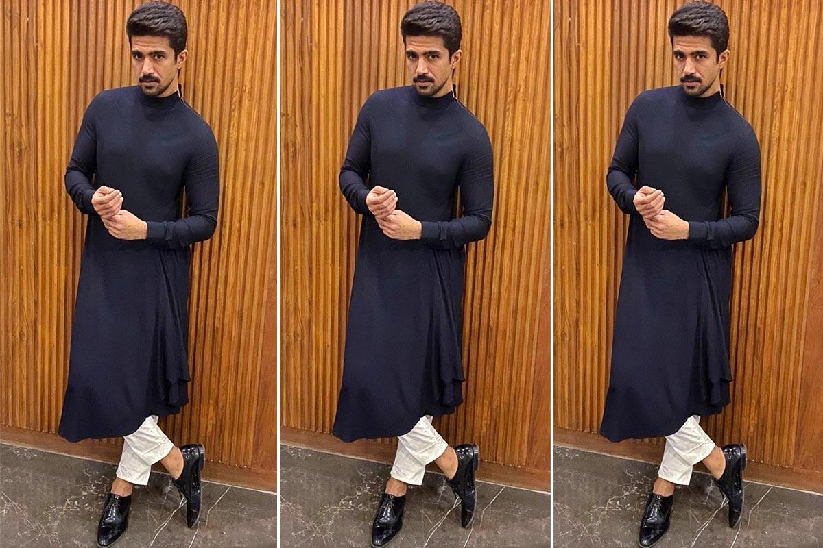 Saqib Saleem Fashion Moments