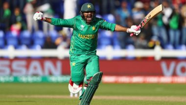 Sarfaraz Ahmed, Former Pakistan Captain to Auction Bat From Victorious 2017 Champions Trophy
