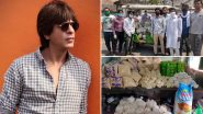 Shah Rukh Khan's Fans Distribute Essential Food Items To More Than 500 Families During COVID-19 Lockdown (View Pics)
