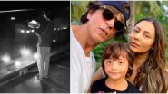 Shah Rukh Khan's Son AbRam Stands in Their Balcony With a Lego Diya to Support PM Modi's '9 PM, 9 Minute' Call, Gauri Khan Shares the Adorable Video!