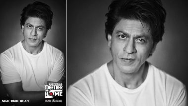 Shah Rukh Khan to Join Special Event One World: Together At Home to Support Healthcare Workers On The Frontlines Battling COVID-19