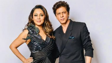 Shah Rukh Khan Is Waiting For Gauri To Design His Office Since 2018?