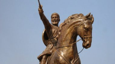 Chhatrapati Shivaji Maharaj Punyatithi HD Images and Wallpapers For Free Download Online: WhatsApp Stickers, Facebook Greetings, SMS and Messages to Remember The Great Indian Warrior on His 340th Death Anniversary