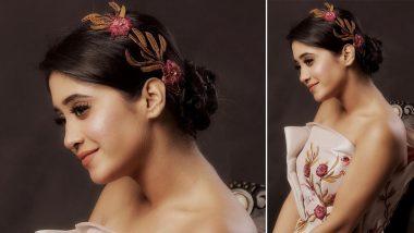 Yeh Rishta Kya Kehlata Hai: Shivangi Joshi Joins Mohsin Khan and Shaheer Sheikh, Films For Her Show From Home