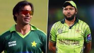 'Harbhajan Singh Se Nominate Karwaya': Shoaib Akhtar Trolls Shahid Afridi After Indian Cricketer Nominates Rawalpindi Express to Make a Video on Donation for Coronavirus Relief Fund