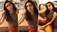 When Shraddha Kapoor Zoomed Into the Weekend With Some Earthy Tones and Oodles of Minimal Chicness