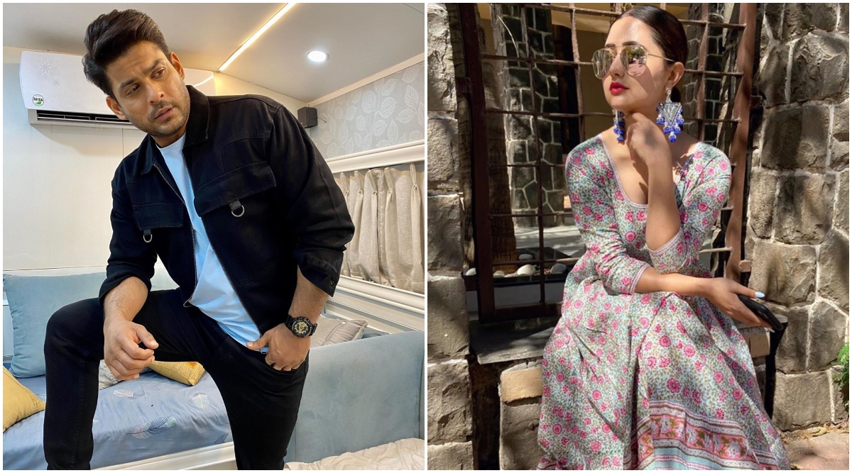 Rashami Desai on Sidharth Shukla Joining Naagin 4: 'I Am Sure We Are Going to Have a Lot of Fun'