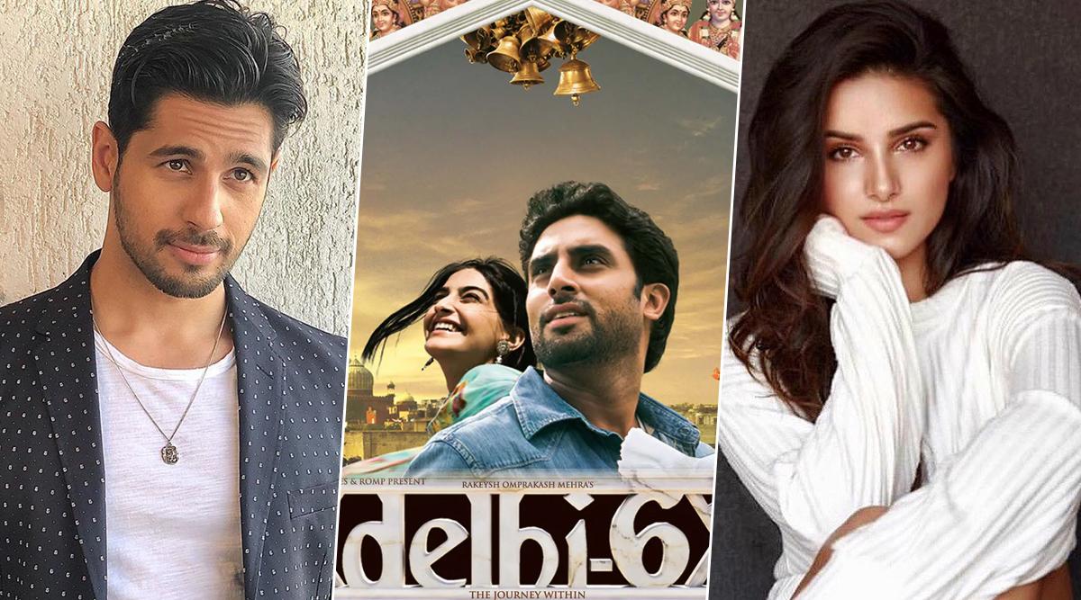 Masakali 2.0: Sidharth Malhotra – Tara Sutaria to Recreate Sonam Kapoor – Abhishek Bachchan's Hit Song!