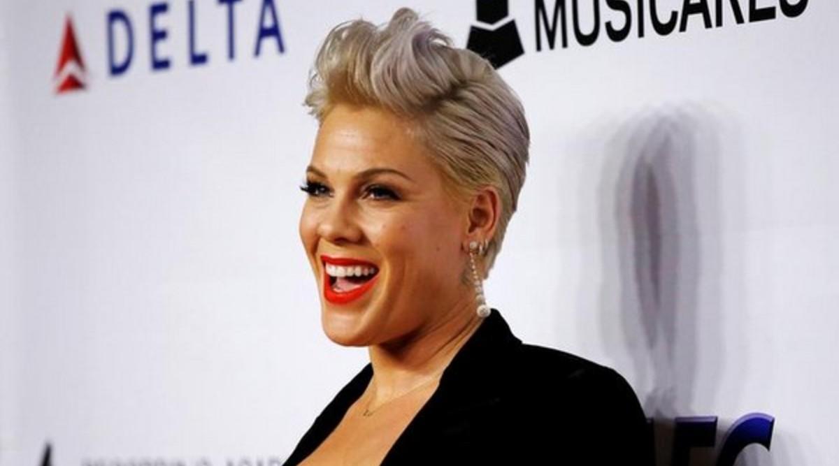 Pop star Pink Regrets Cutting Her Own Hair Amid Lockdown