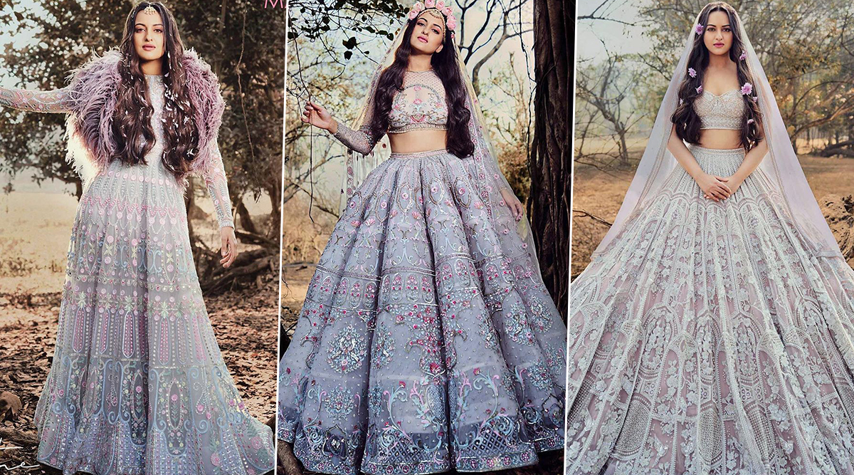 Sonakshi Sinha Is Ethereal, Enchanting and Exquisite in This Photoshoot for Peacock Magazine!