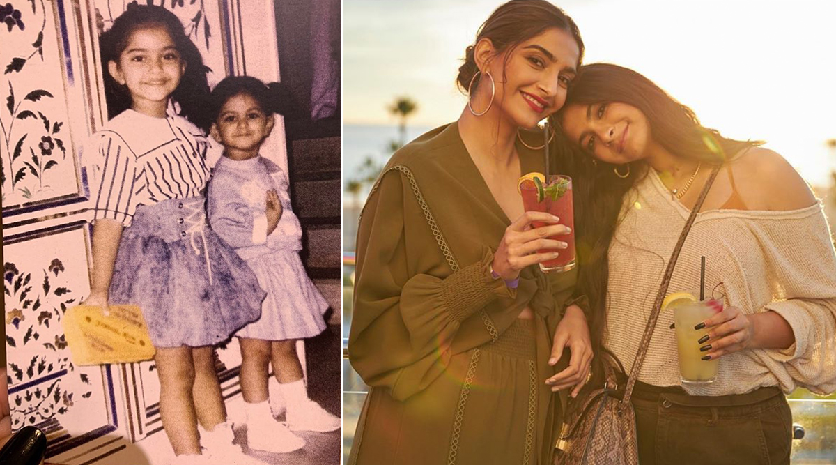 Rhea Kapoor Shares a Childhood Photo With Her 'Partner in Everything' Sonam Kapoor and It's the Cutest!