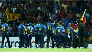 Sri Lanka Premier League 2020: SLC Keen to Go Ahead With August's Franchise T20 Tournament