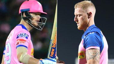 IPL 2020: Steve Smith Praises Rajasthan Royals Team-Mate Ben Stokes Ahead of Indian Premier League 13