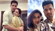Sumeet Vyas and Ekta Kaul to Welcome Their First Child Soon! Couple Takes Extra Precautions Due to Coronavirus