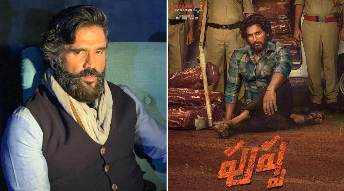 Pushpa: Suniel Shetty to Play the Role of a Villain in Allu Arjun Starrer?