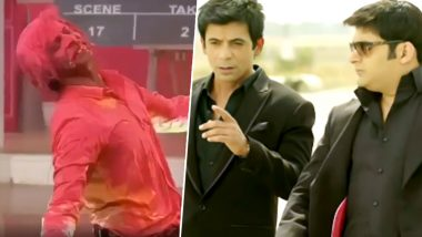 Sunil Grover Shares n 'Emotional' Dilwale Episode Clip From Comedy Nights With Kapil, Wishes Kapil Sharma On His Birthday (Watch Video)