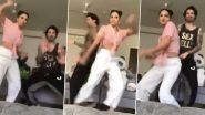 Sunny Leone Has a Goofy Dance Video Up With Husband Daniel Weber For Some Lockdown Entertainment (Watch Video)