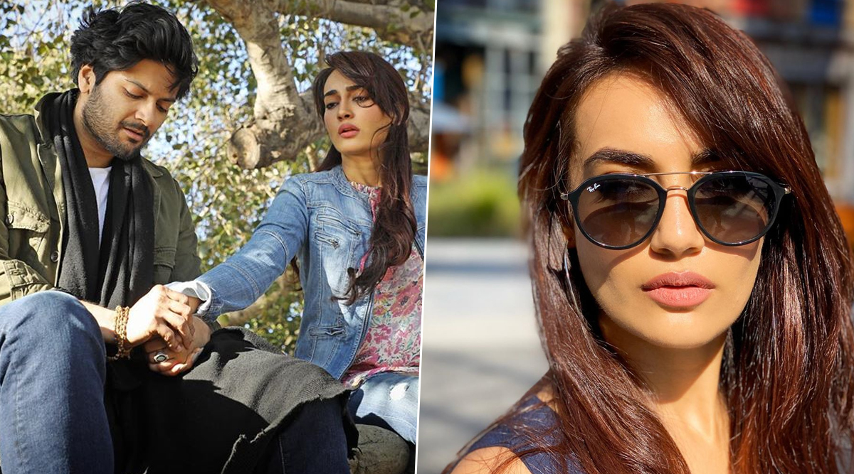 Surbhi Jyoti Is Excited For Her Music Video Aaj Bhi With Ali Fazal, Says 'I Am Sure People Will Love It'