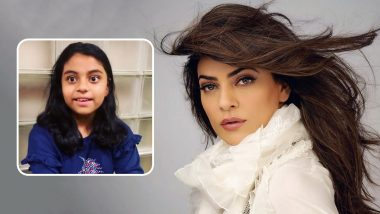 Sushmita Sen's Daughter Alisah Has Learnt A Few Life Lessons From Harry Potter And It's All About 'Babbling Bumbling Band of Baboons' (Watch Video)