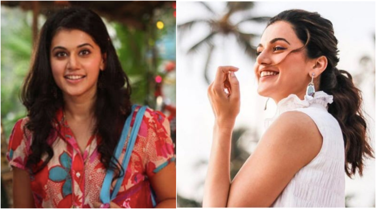 Taapsee Pannu Looks Back At Her Bollywood Journey As Chashme Baddoor Completes 7 Years (View Post)