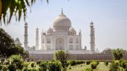 Chinese National Becomes Taj Mahal's First Visitor After Monument Re-Opens Amid COVID-19 Pandemic