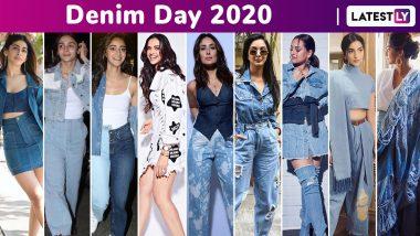 Denim Day 2020: When Sonam Kapoor Ahuja, Deepika Padukone, Kareena Kapoor Khan, Alia Bhatt, Kiara Advani Brought the House Down With Their Outrageous Styles!