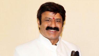 COVID-19 Outbreak: Nandamuri Balakrishna Donates Rs 50 Lakh Each to Andhra Pradesh and Telangana CM's Relief Fund