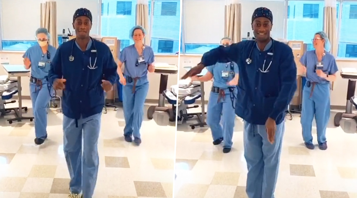 TikTok Doctor is Going Viral For Spreading Smiles in Tough Times, Know Everything About Dr Jason Campbell Who Has Impressed Hugh Jackman Among Many With His Dance Moves (Watch Videos)