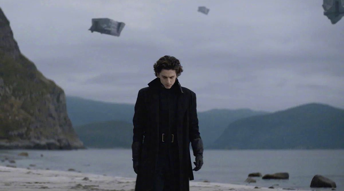 Dune: Timothée Chalamet's First Look As Paul Atreides in Denis Villeneuve's  Sci-Fi Film Looks Grim Enough