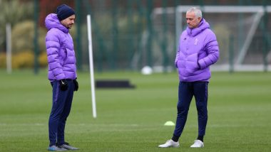 Jose Mourinho Admits to Breaching Government Instructions on Coronavirus Lockdown After Leading Tottenham Hotspur Players to Training