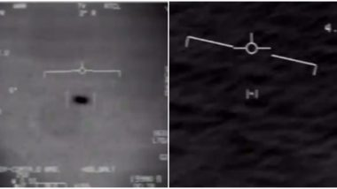 No Evidence Mystery UFOs Spotted in Recent Years by US Military Personnel Are Aliens, Says Report