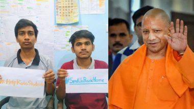 Yogi Adityanath Govt to Bring Back 6000 UP Students from Kota Amid Coronavirus Lockdown