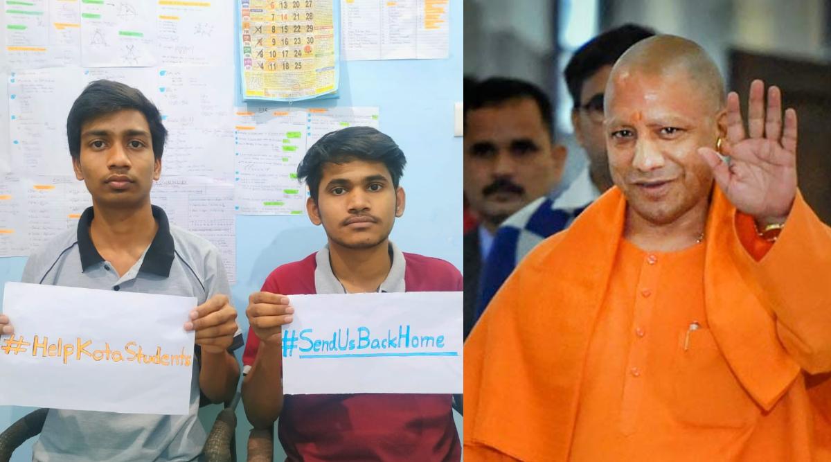 Yogi Adityanath Govt to Bring Back 6000 UP Students from Kota Amid ...