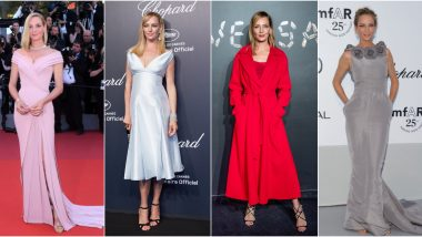 Uma Thurman Birthday: 6 Times the Actress Impressed Us With Her Elegant Taste For Fashion Outings (View Pics)