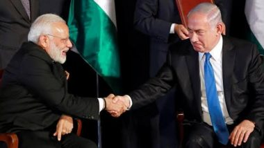 Benjamin Netanyahu, Israeli PM Thanks 'Dear Friend' Narendra Modi for Sending Hydroxychloroquine