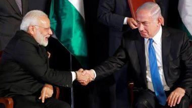 Benjamin Netanyahu, Israeli PM Thanks 'Dear Friend' Narendra Modi for Sending Hydroxychloroquine